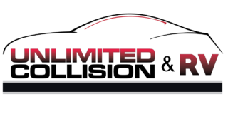 Unlimited Collision u0026 RV logo