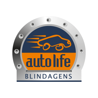 Auto Life Blindagens Logo Vector PNG