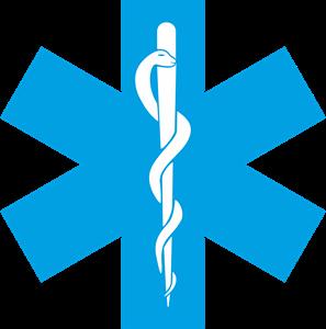 Star of Life Logo - Auto Life Blindagens Logo Vector PNG