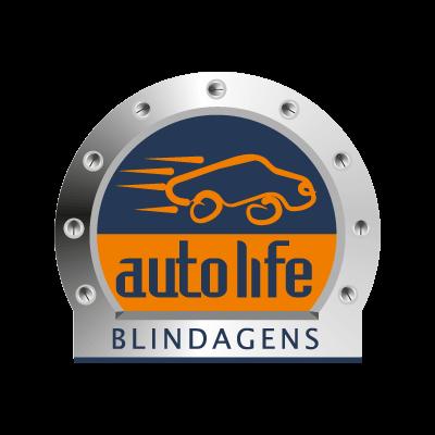 Auto Life Blindagens vector logo . - Auto Life Blindagens PNG