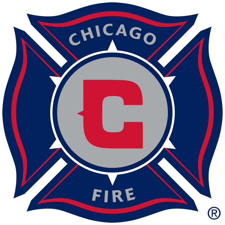 File:Chicago Fire Soccer Club.svg - Auto Life Blindagens PNG