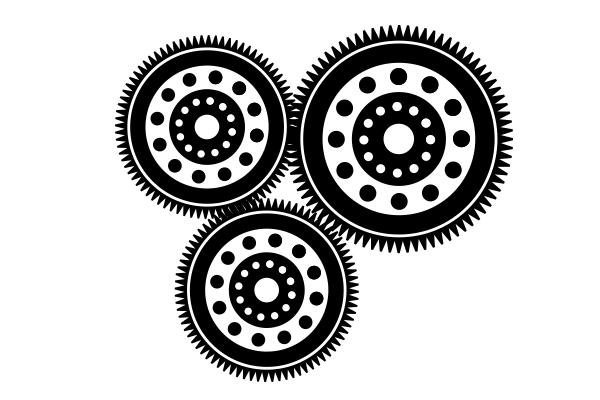 Tomu0027s Bulldog Automotive, Coos Bay OR, 97420, Auto Repair, Brake Repair, - Auto Mechanic PNG Black And White