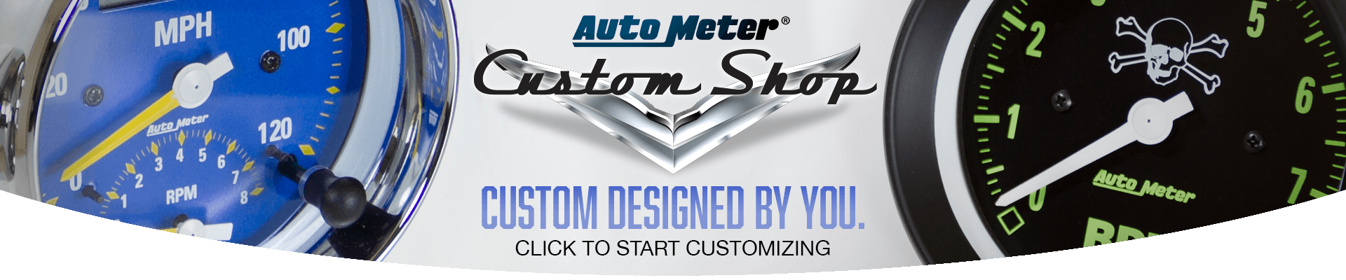 Auto Meter Custom Gauges - Auto Meter Logo PNG