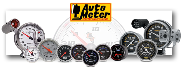 Auto Meter Gauge Selection - Auto Meter Logo PNG