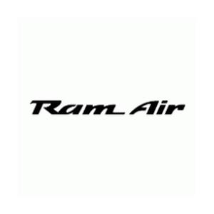 Ram Air Logo - Auto Ram Logo Vector PNG