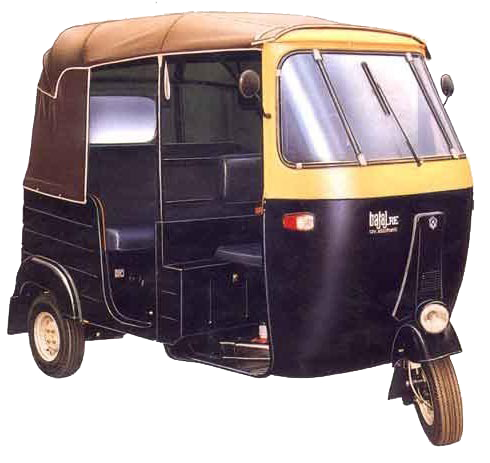 Auto Rickshaw PNG - 76165