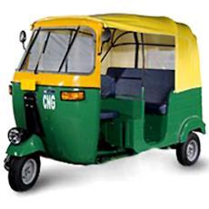 CNG Auto Rickshaw With 4 Stroke Engine - Auto Rickshaw PNG