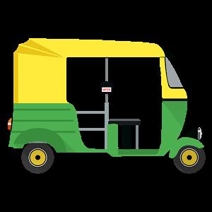 Auto Rickshaw PNG - 76179