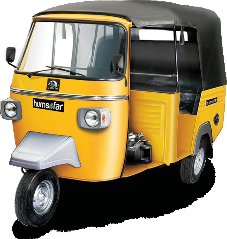 Download PNG - Auto Rickshaw PNG
