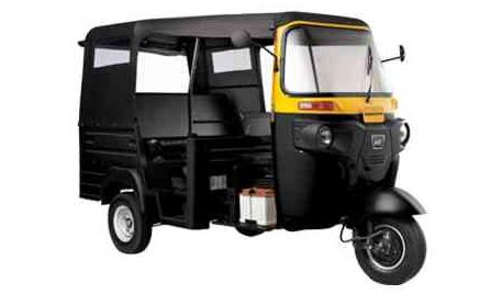 Auto Rickshaw PNG - 76175