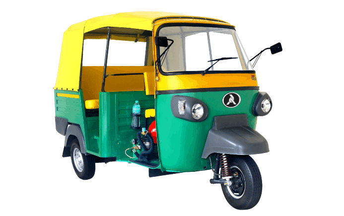 Pic - Auto Rickshaw PNG