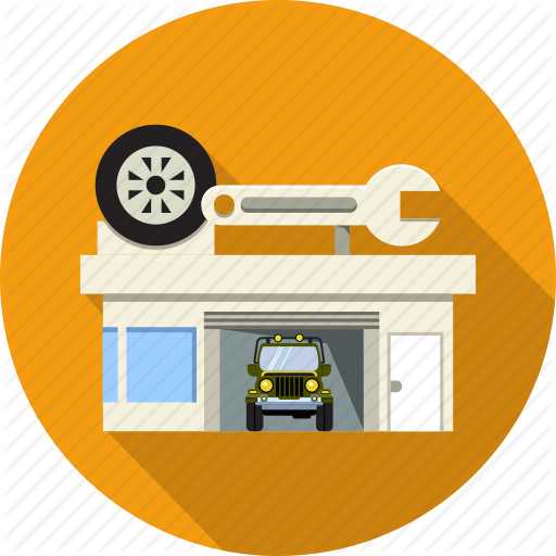 assistance, auto, business, maintenance, repair, service, support icon - Auto Shop PNG