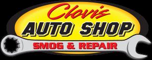 Clovis Auto Shop logo - Auto Shop PNG
