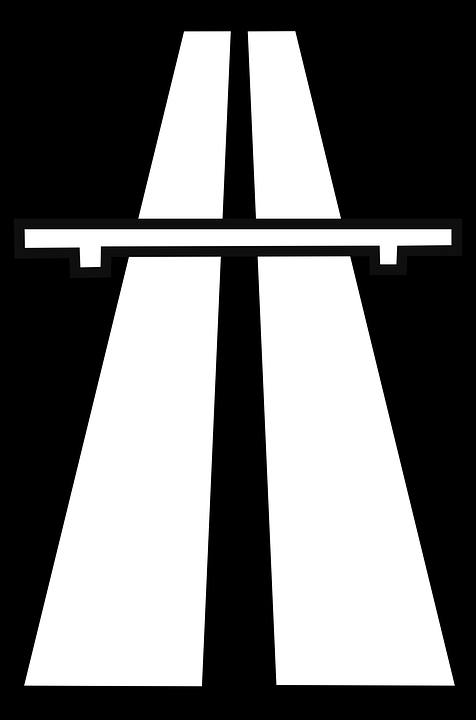 Autobahn Vector PNG