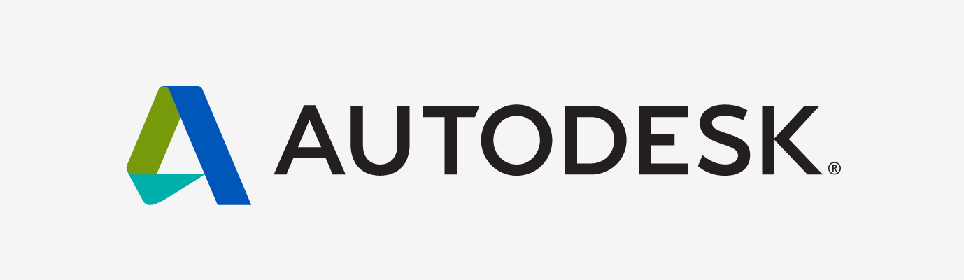 4-color for spot color printing or embroidery - Autodesk Logo PNG