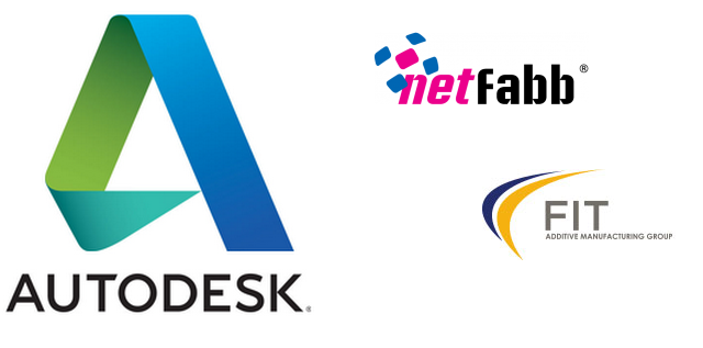 Autodesk to Acquire netfabb, Invest in FIT Technology Group - Autodesk Logo PNG