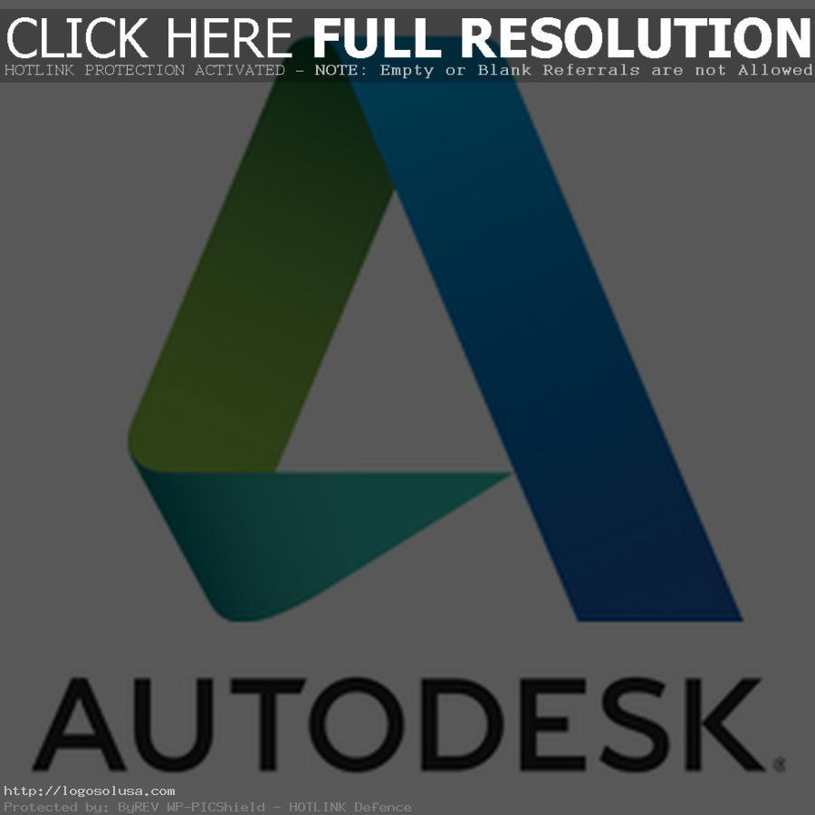 Download Autodesk Logo - Autodesk Logo Vector PNG