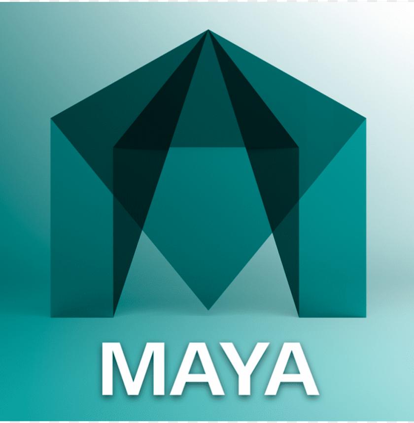 Design - Autodesk Maya Logo 2014 Png Image With Transparent Pluspng.com  - Autodesk Maya Logo PNG