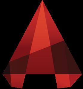 AutoCAD Logo Vector - Autodesk Vector PNG