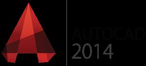 Autodesk AutoCAD 2014 Logo - Autodesk Vector PNG