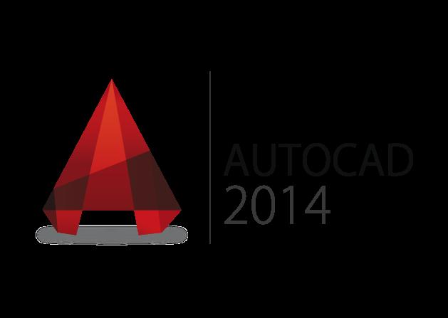 Autodesk-AutoCAD-2014-logo-vector.png - Autodesk Vector PNG