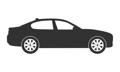 auto, automobile, car, sedan, vehicle icon - Automobile PNG