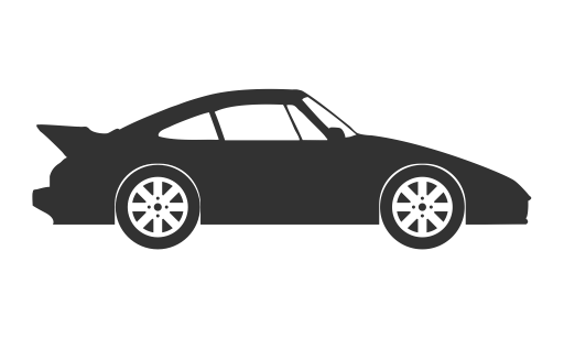 auto, automobile, car, sportcar, vehicle icon - Automobile PNG