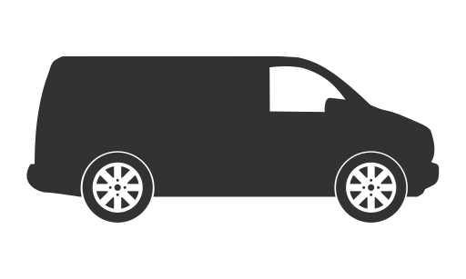 auto, automobile, car, van, vehicle icon - Automobile PNG