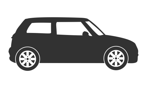 auto, automobile, car, vehicle icon - Automobile PNG