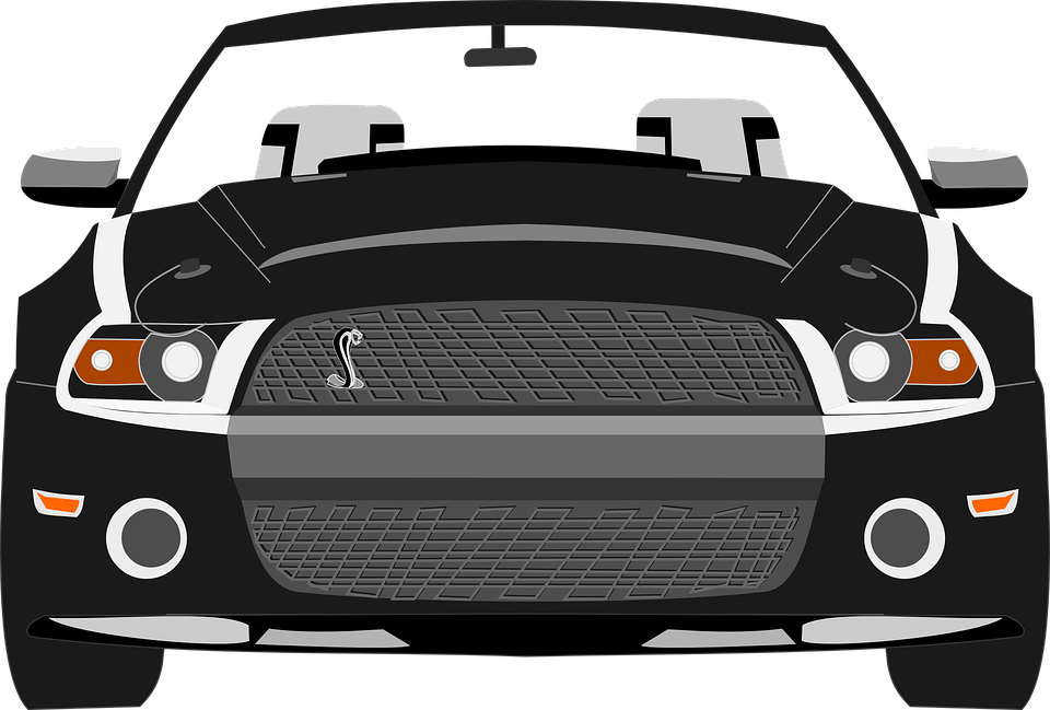 Car, Mustang, Sports Car, Automobile, Vehicle - Automobile PNG