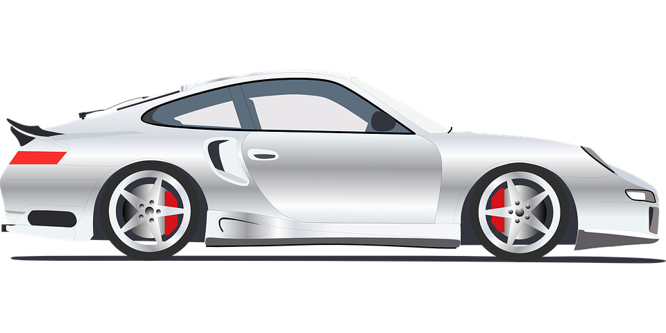 Porsche, Automobile, Car, Sports Car - Automobile PNG