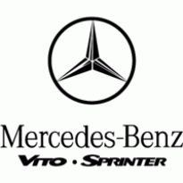 Mercedes Vito-Sprinter Logo. Get this logo in Vector format from https:/ - Autoplomo Logo Vector PNG