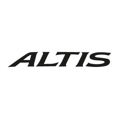 Toyota Altis logo vector . - Autoplomo Logo Vector PNG