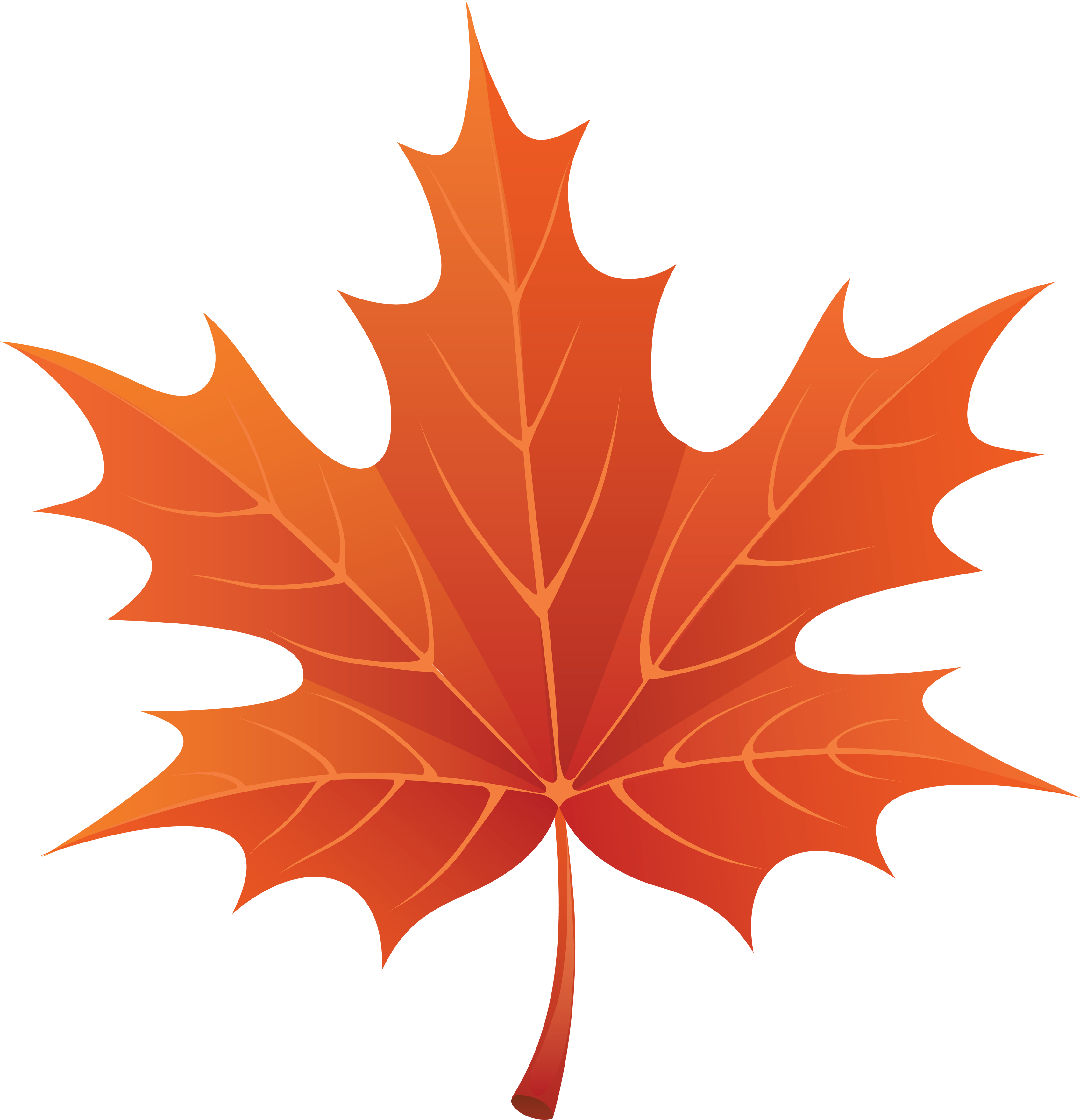 Autumn Fall Leaves Clip Art PNG - Autumn PNG