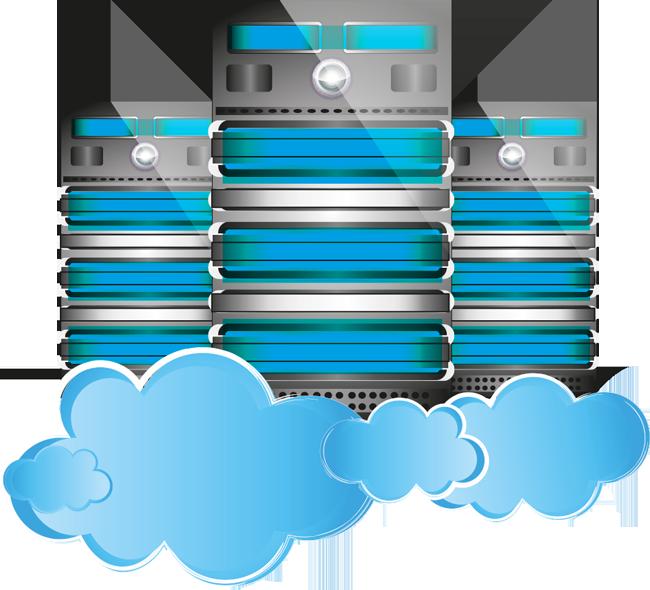 Cloud Server PNG - 530