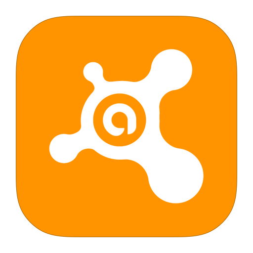 512x512 pixel - Avast Antivirus PNG