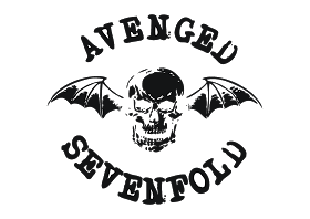 Avenged Sevenfold Logo Vector - Avenged Sevenfold PNG