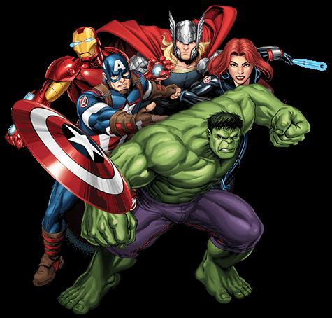 Avengers PNG - 5128