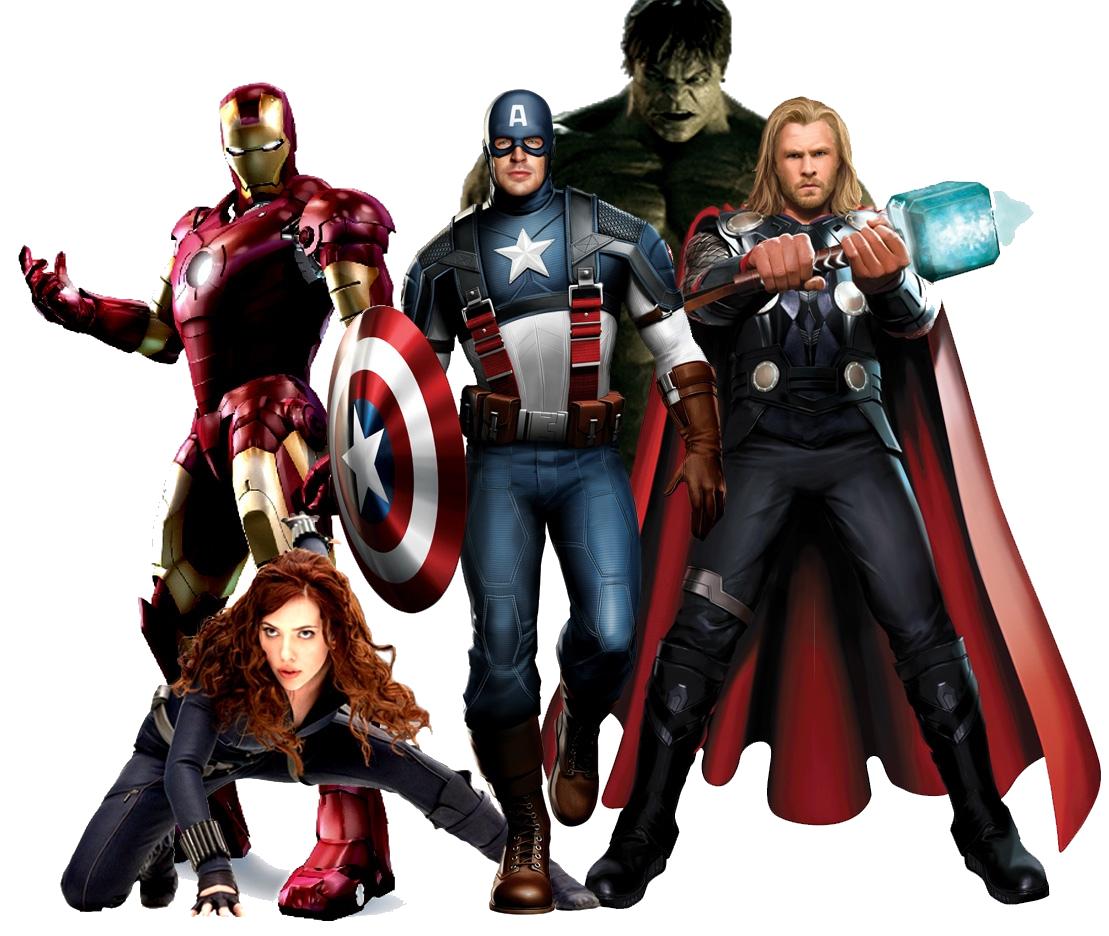 Avengers HD PNG - 95225