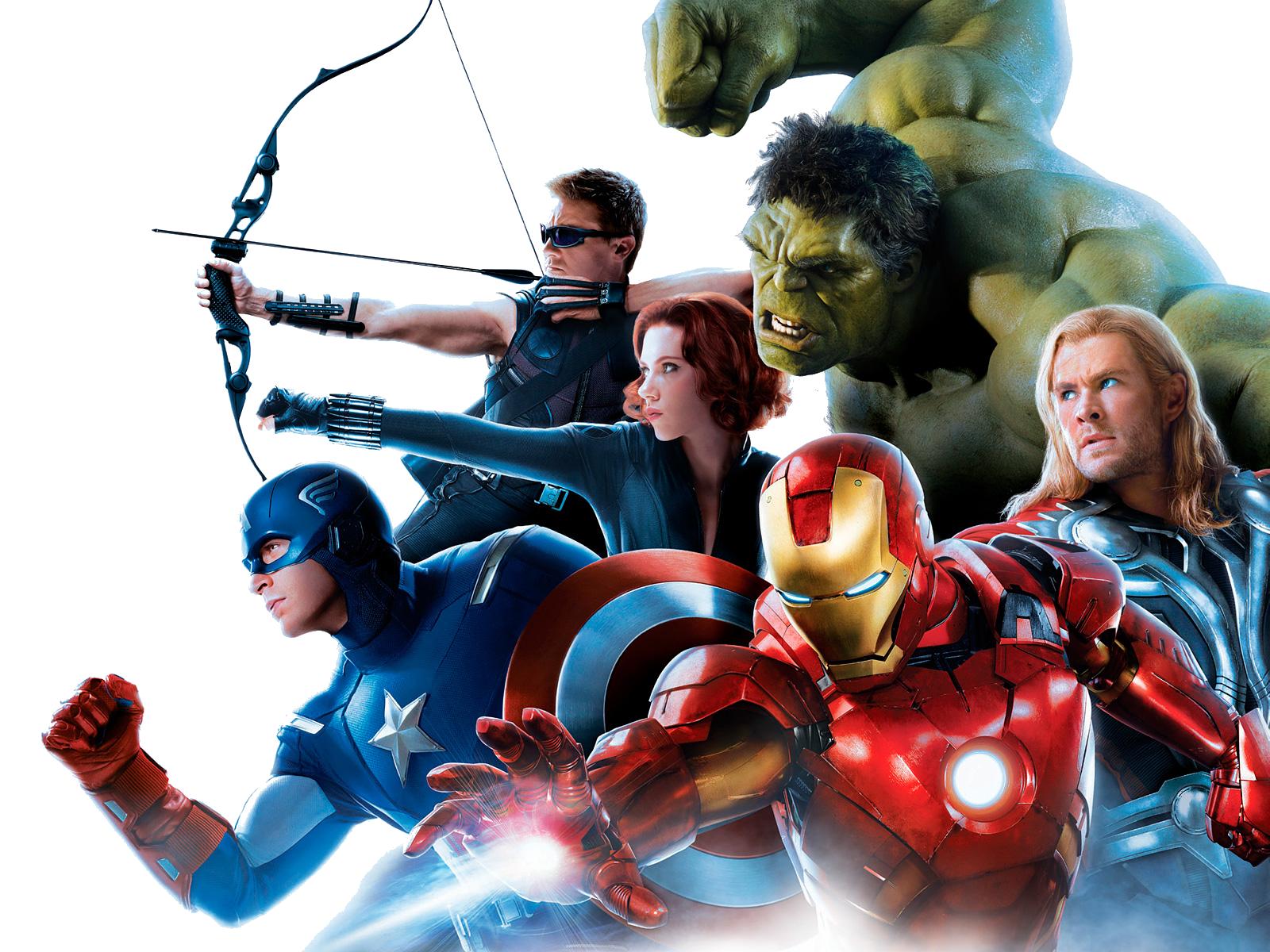 Avengers HD PNG - 95229