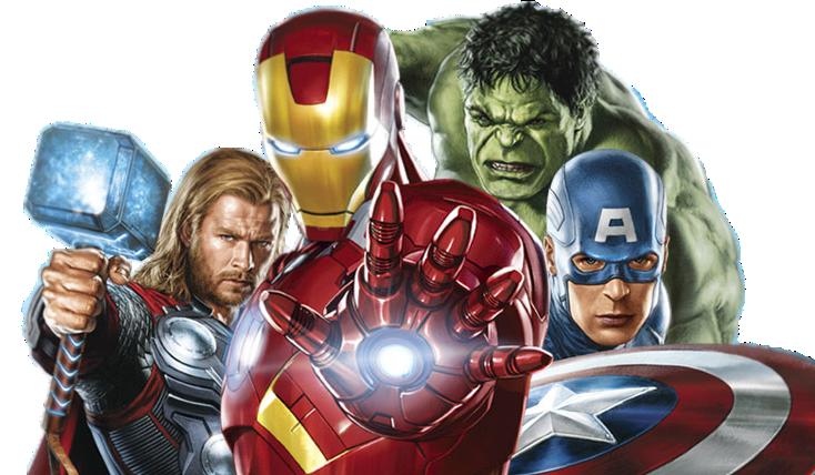 Avengers HD PNG - 95238