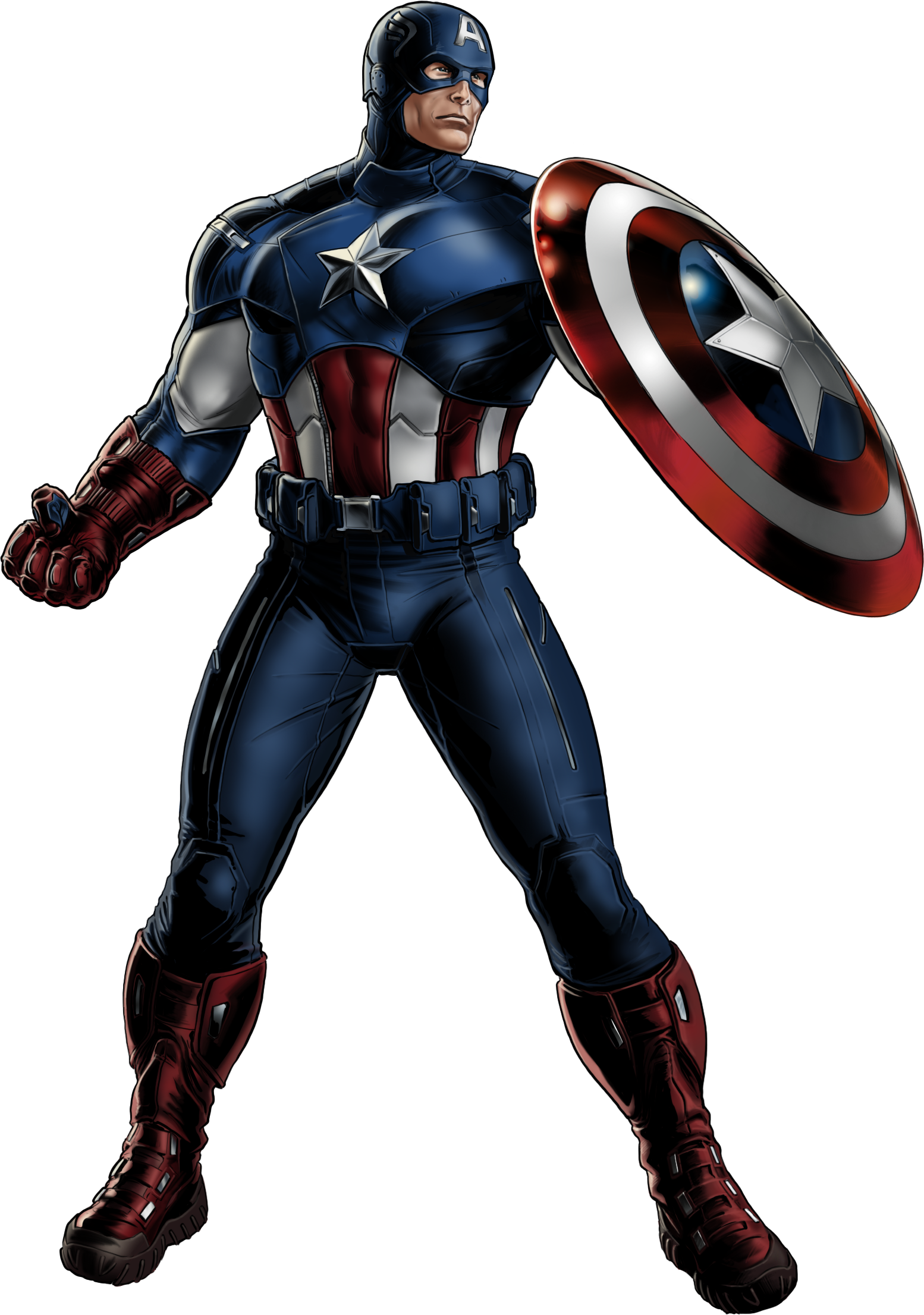 Image - Avengers Captain America Portrait Art.png | Marvel: Avengers  Alliance Wiki | FANDOM powered by Wikia - Avengers HD PNG