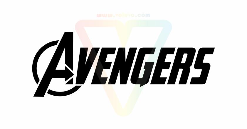 Avengers Logo Vector PNG - 104689