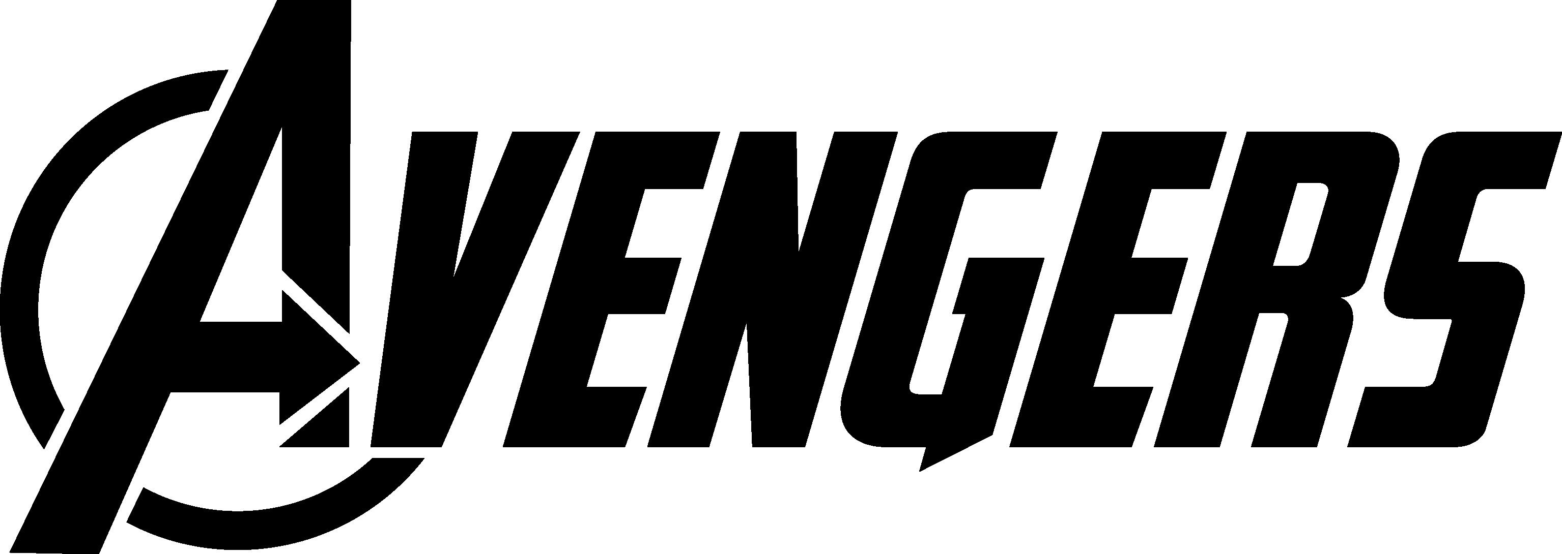 Avengers Logo Vector PNG - 104688