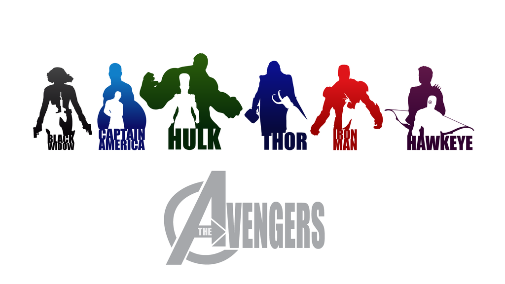 Avengers Wallpaper by LaughterNotIncluded - Avengers Logo Vector PNG