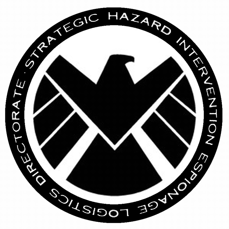 Marvel agents of shield logo