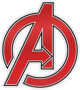 The Avengers - Capitão América Logo Vector - Avengers Logo Vector PNG