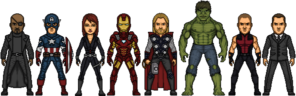 Avengers.PNG - Avengers PNG