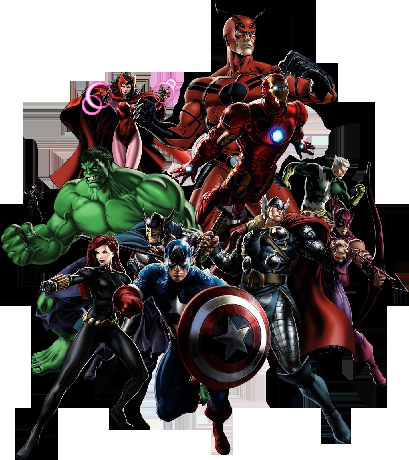 Avengers PNG - 5135