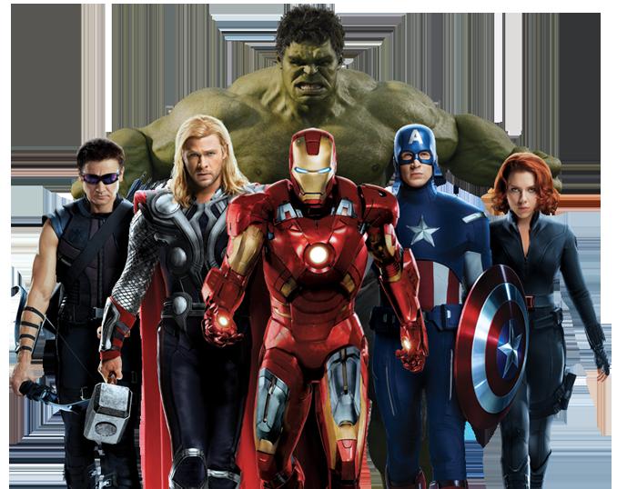 Avengers PNG - 5126